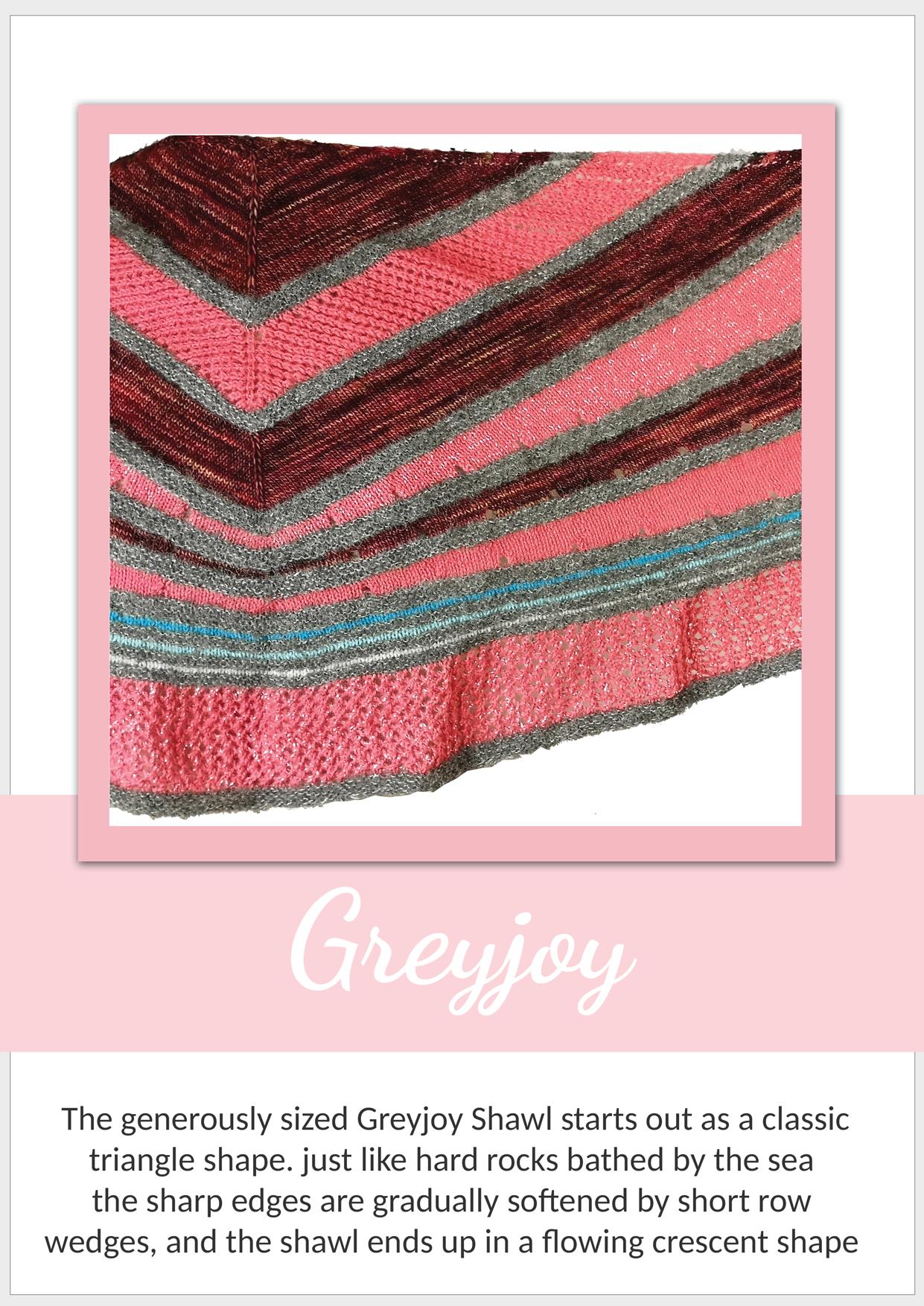 Greyjoy Shawl